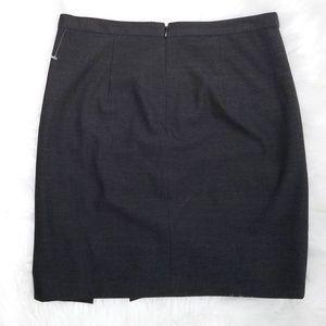 MICHAEL Michael Kors Skirts - Michael Kors MK BASICS Collection Gray Skirt 6